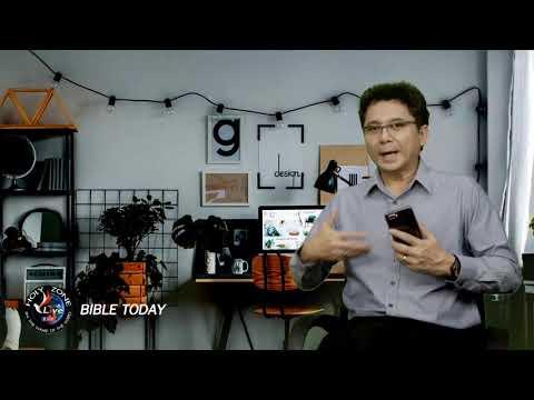 Bible Today พระคำวันนี้