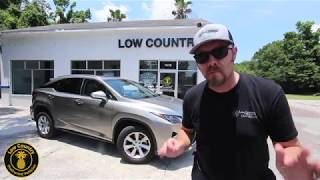 2017 Lexus RX350 Review & For Sale | Mount Pleasant, SC @ Low Country Preowned