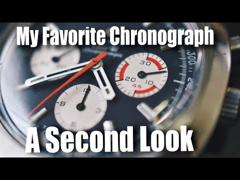 My Favorite Chronograph- A Second Look
