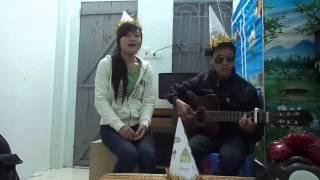 Happy Birthday to Nam còi cọc+ Muộn màng Guitar!!