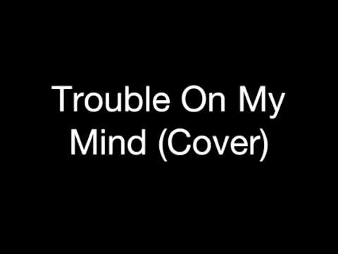 Tyler the Creator - Trouble on my mind (Instrumental) w/lyrics by
