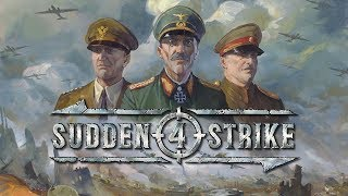 Sudden Strike 4 PC Gameplay 1080p 60fps