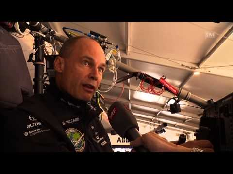 Life on board Solar Impulse