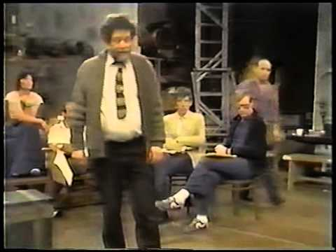RSC   Playing Shakespeare 9 of 9   Poetry & Hidden Poetry 1984   VHSrip xvid