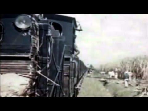 Sugar Cane Trains on Java, Indonesia- Tempo Doeloe