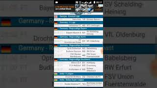 Yesterday Football Results From Livescore  Hd Video 2019