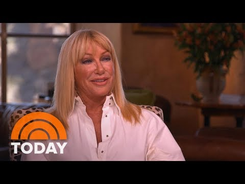 Actress Suzanne Somers On Her New Book, 'Two's Company': 'There Is A Lot Of Sex' | TODAY