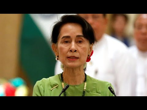 Myanmar's Aung San Suu Kyi to skip UN General Assembly