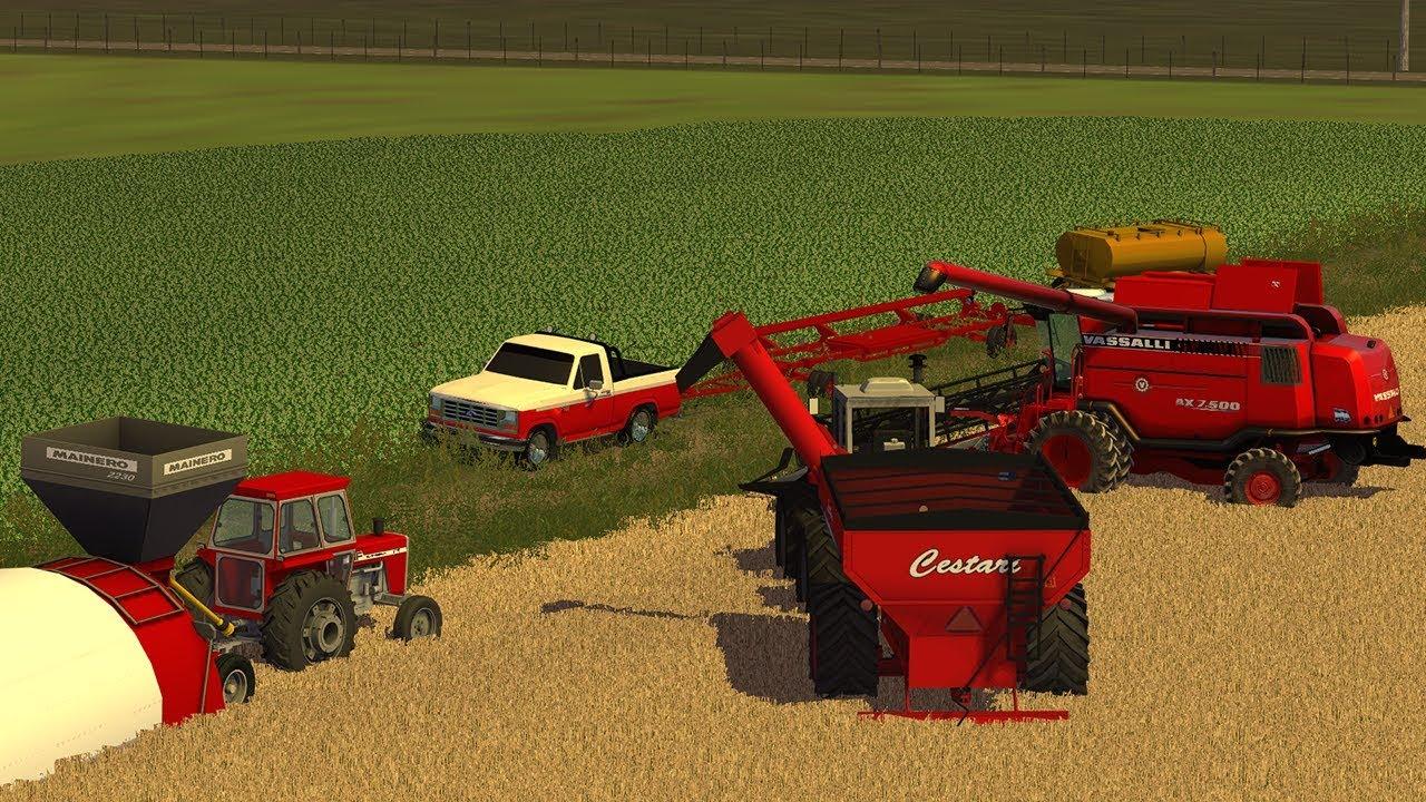 Farming Simulator 2013 Argentina - Mapa Idaho