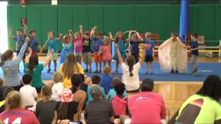 Kiddie Camp Lip Sync 2014