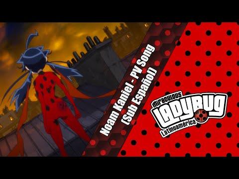 Noam Kaniel - Miraculous Ladybug PV (Sub Español)