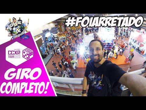 CCXP Tour Nordeste 2017 Recife: um giro completo pela convenção