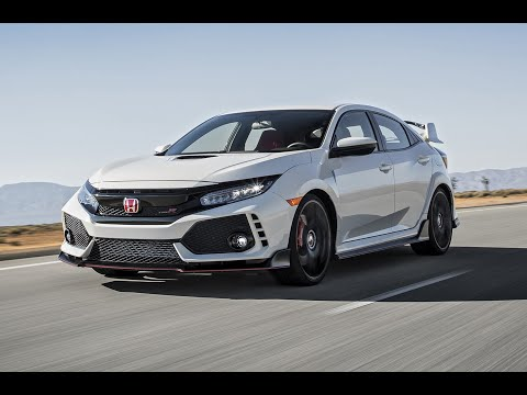 2017 Honda Civic Type R First Test Review: World 8217s Greatest Hot Hatch