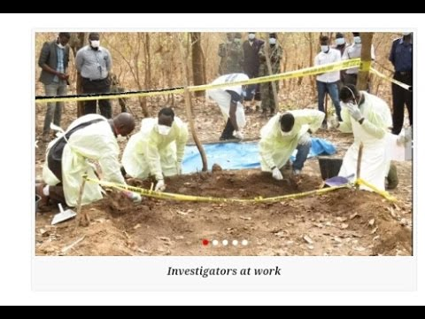 Gambia Breaking News: More Bodies Found In Unmarked Sites