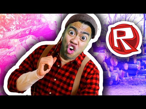 LUMBER TYCOON! | Roblox