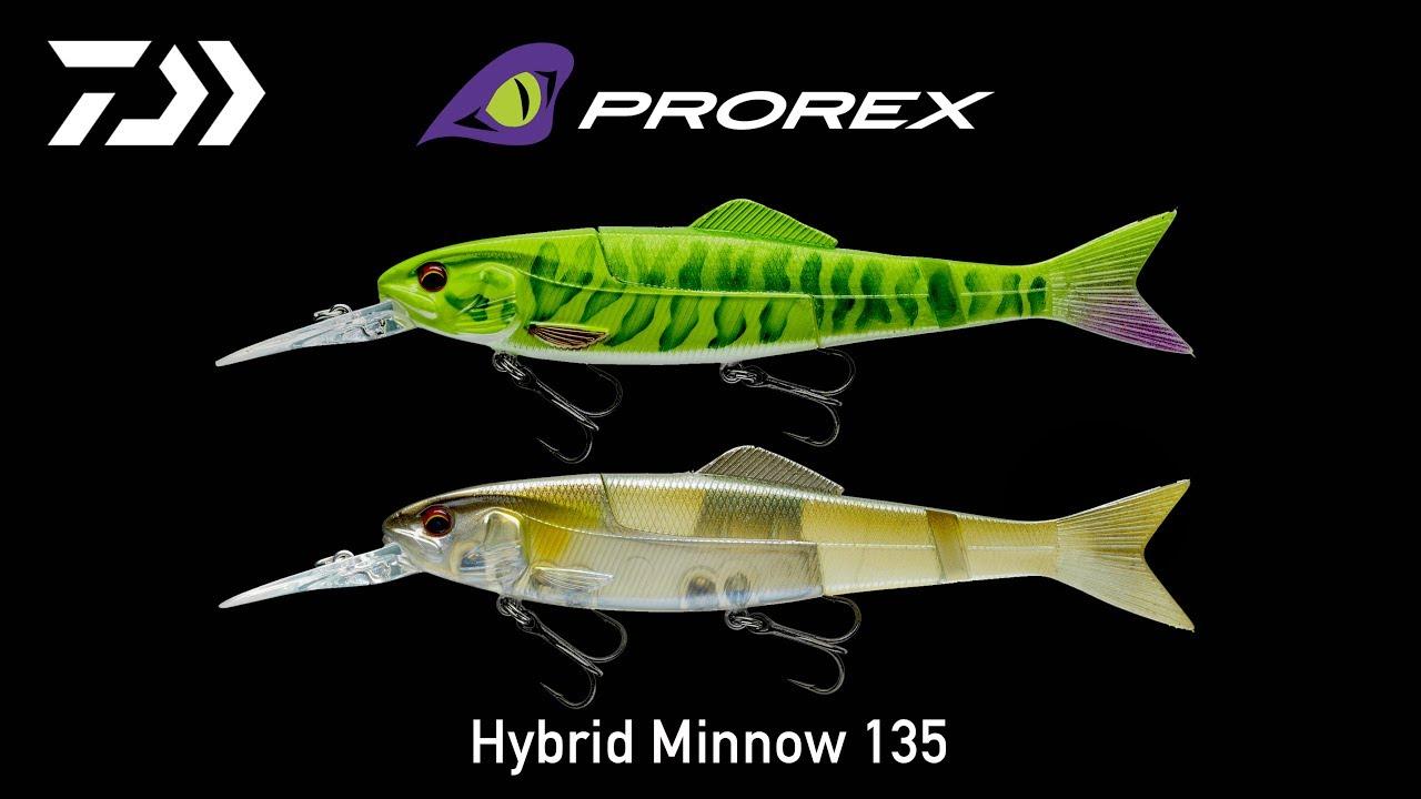 Daiwa Prorex Hybrid Minnow 135