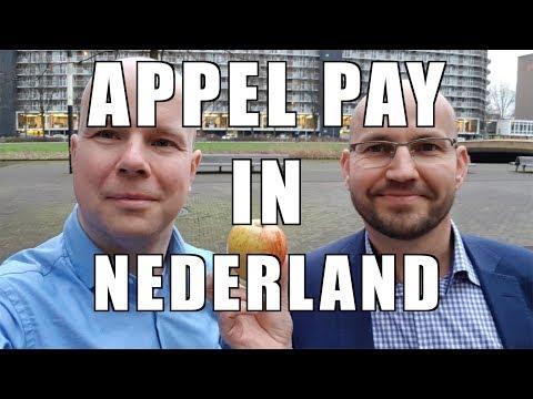 APPLE PAY IN NEDERLAND, EINDELIJK!