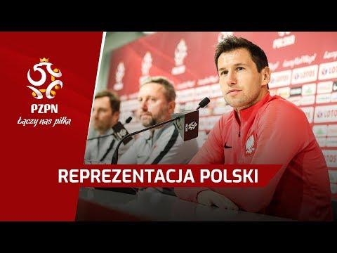 Konferencja Przed Meczem Z Irlandią | Brzęczek, Krychowiak | Wrocław, 10.09.2018
