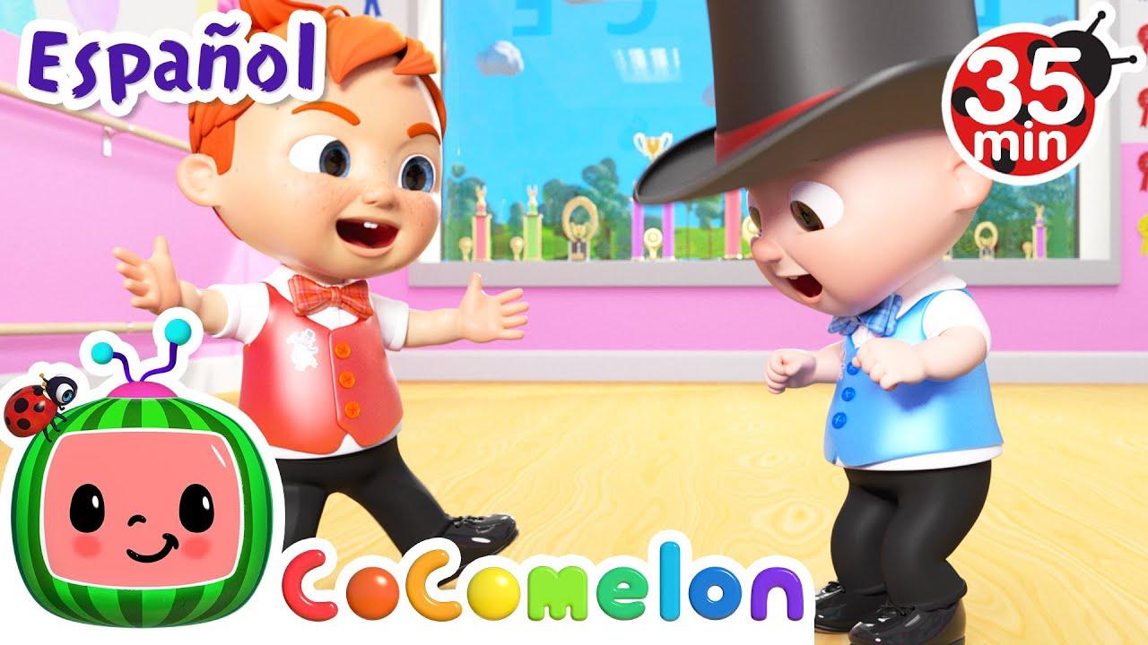 CoComelon en Español | Bailar el Tap | Compilación de Canciones Infantiles y de Cuna