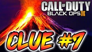 Volcano & Snow Cabin - Snapchat Clue #7 World at War 2 / BO3 (COD 2015 TEASER)