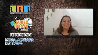 SUPER PROFE MTRA ADRIANA ESTRADA