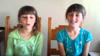 Rhett and Link Epic Rap Battle by Hannah and Alicia