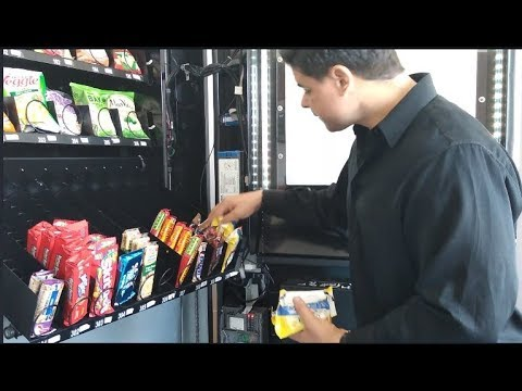 Calculating PROFIT for COLLECTION DAY! 5 STEPS TO BUYING VENDING MACHINES