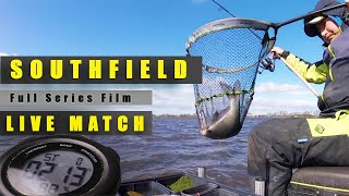 LIVE Match Fishing SOUTHFIELD 6 Match Series FULL FILM