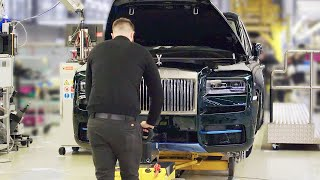 Rolls-Royce Factory 2020 - The Most Luxurious Car Factory