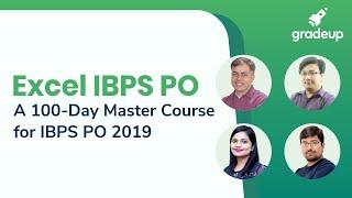 Excel IBPS PO: A 100-Day Master Course
