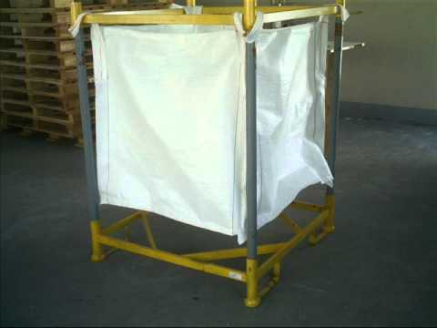 big bag s fabricacion youtube. Black Bedroom Furniture Sets. Home Design Ideas