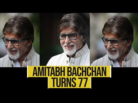 Amitabh Bachchan turns 77: Wishes pour in, BIG B fans celebrate Mp3