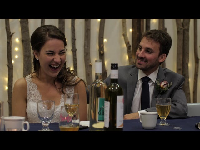 Claire & Rayne's Toasts