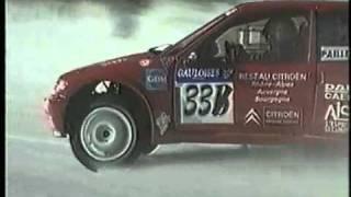 ANDROS Ice Racing   Drifting  amp;#39;90s Rally Cars!