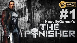 The Punisher PC Gameplay Walkthrough Part 1: Crackhouse