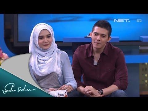 Zaskia Sungkar mengaku belajar masak untuk sang suami Irwansyah