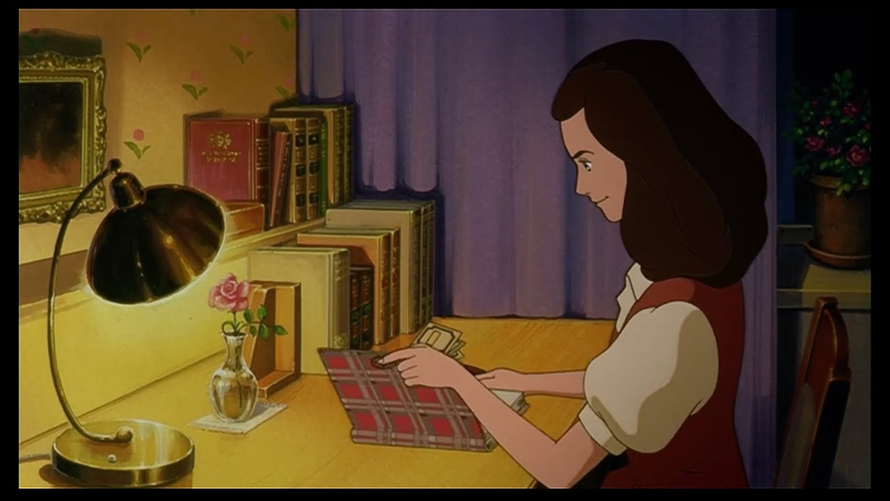 Download ANNE FRANK'S DIARY - An animated feature film