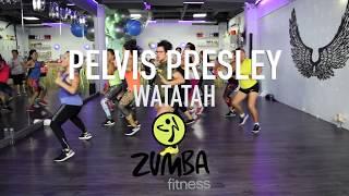 Pelvis Presley - Watatah by Cesar James Zumba Cardio Extremo Cancun