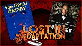 The Great Gatsby, Lost in Adaptation ~ Dominic Noble