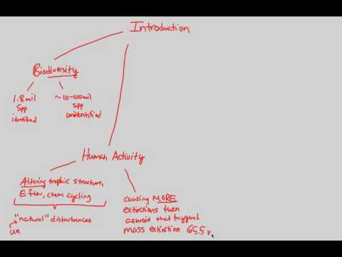Conservation Biology - Intro