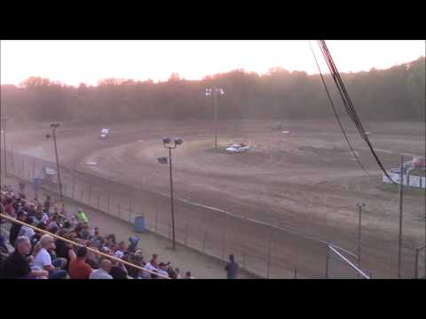 Butler Motor Speedway Sprint Heat #3 7/29/17