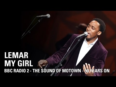 Lemar | My Girl - Live on BBC Radio 2's 'The Sound of Motown - 50 Years On'