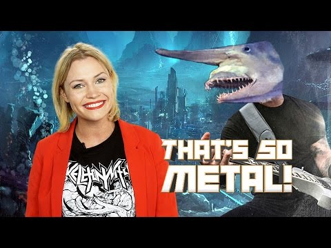 Form a Metal Band with Epic Sea Creatures - THAT'S SO METAL! Episode 11
