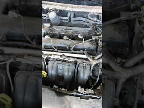 Форд фокус 2 1.8, 2.0 троит двигатель на малых оборотах