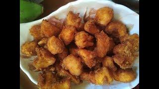 Crispy and crunchy chicken pakoda   Chicken recipes   Chicken pakoda   Snacks recipes