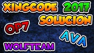 Solución Xigncode Para Cualquier Juego 2017 | OP7 | AVA | WOLFTEAM | BYPASS