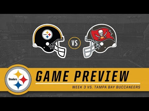 Week 3: Pittsburgh Steelers vs. Tampa Bay Buccaneers | Game Preview