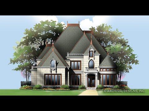 Mansion house plans archival designs vinius