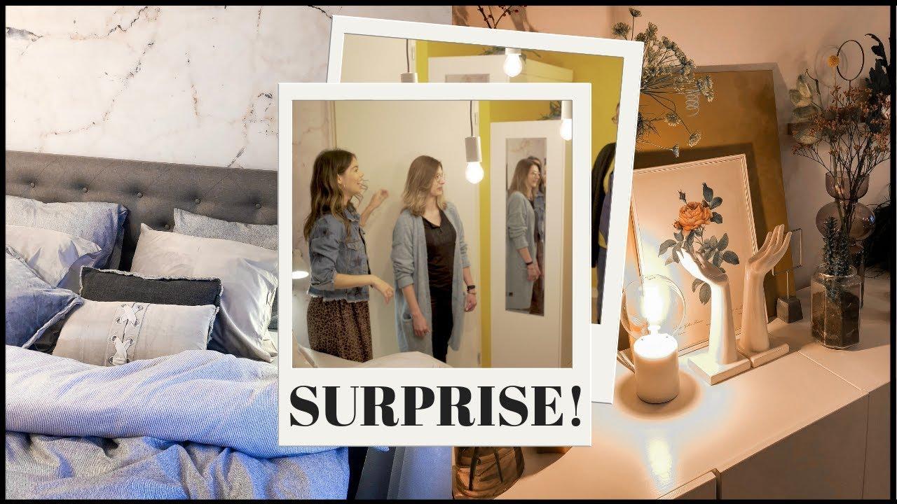 Slaapkamer Inspiratie Roze : Slaapkamer make over weggeven interiorjunkie slaapkamer