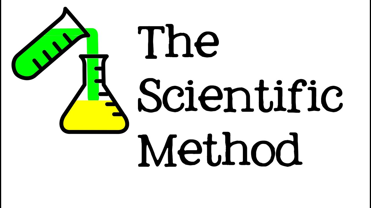 the steps of the scientific method for kids - science for children